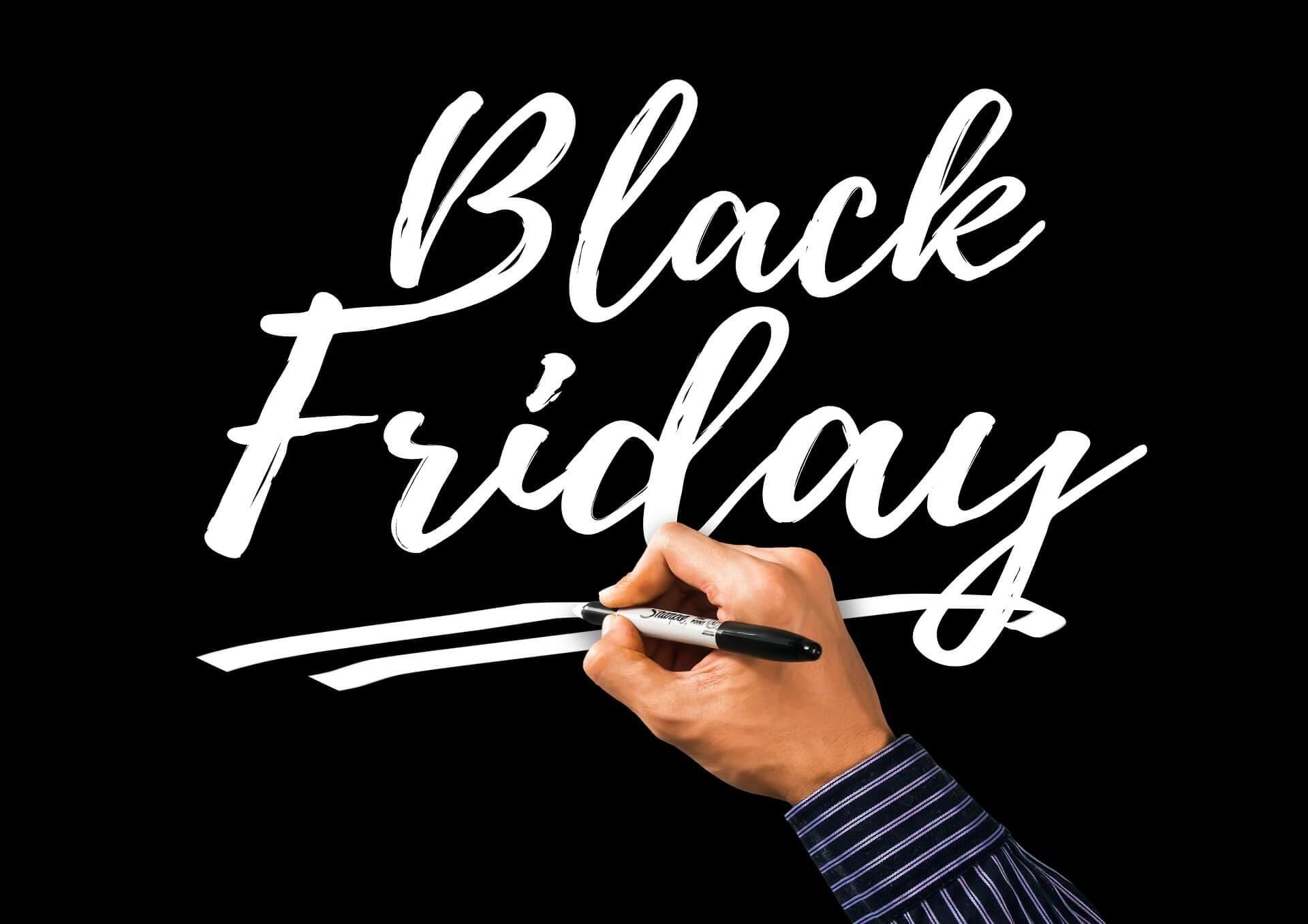 Black Friday Scam